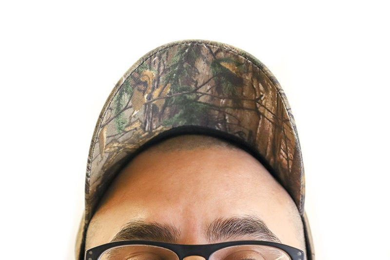 GWTC-200-20604 6 Panel Outdoor Cap Bronze with Realtree Xtra Camo Trim