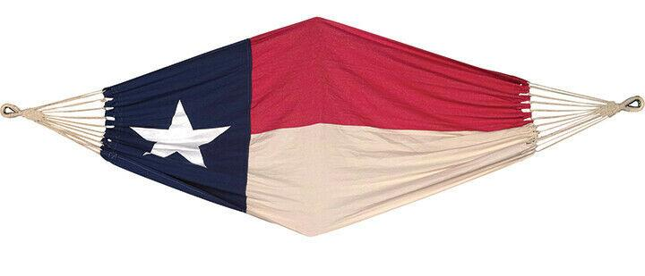 BH-400TX Portable Hammock in a Bag - Texas Flag