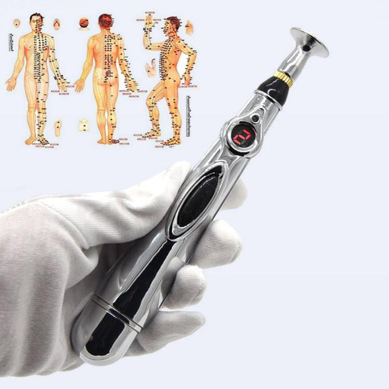 Electronic Acupuncture Pen - 60%OFF