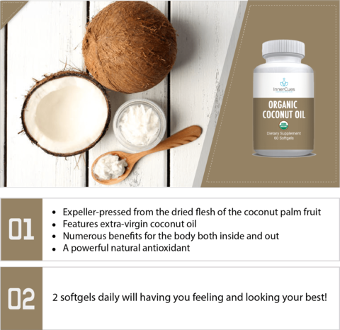 What is use for Coconut oil?