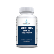 InnerCues Neuro Plus Brain and Focus - 60 Caps