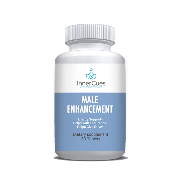 InnerCues Male Enhancement - 60 Tabs