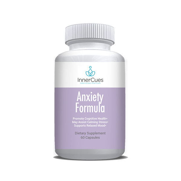 InnerCues Anti-Anxiety - 60 Caps