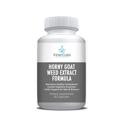 InnerCues Horny Goat Weed Blend - 60 Caps