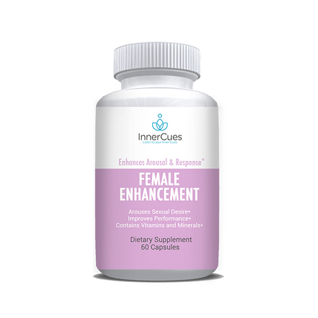 InnerCues Female Enhancement - 60 Caps