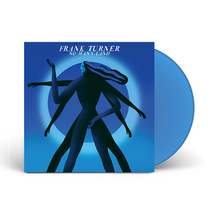 No Man's Land Blue Vinyl - Exclusive + Digital Album