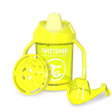 Mini Cup 230ml - Yellow