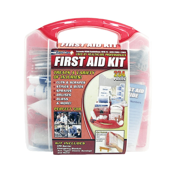 Bug Out First Aid Kit (234 Piece)