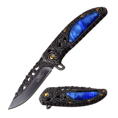 Blue Baron Blade A/O Folder
