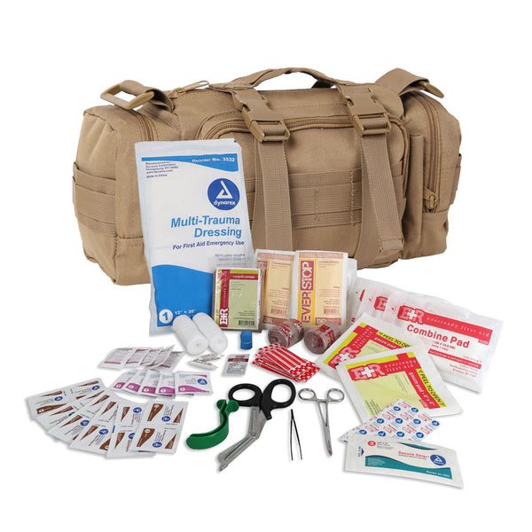 Bug Out Bag First Aid Kit (82 Piece)