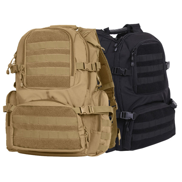 7-Pocket MOLLE Tactical Backpack