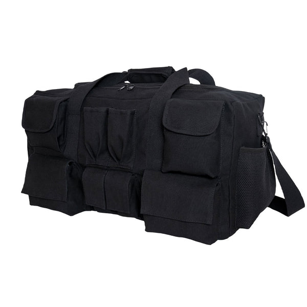 Canvas Tactical Military Gear Bag