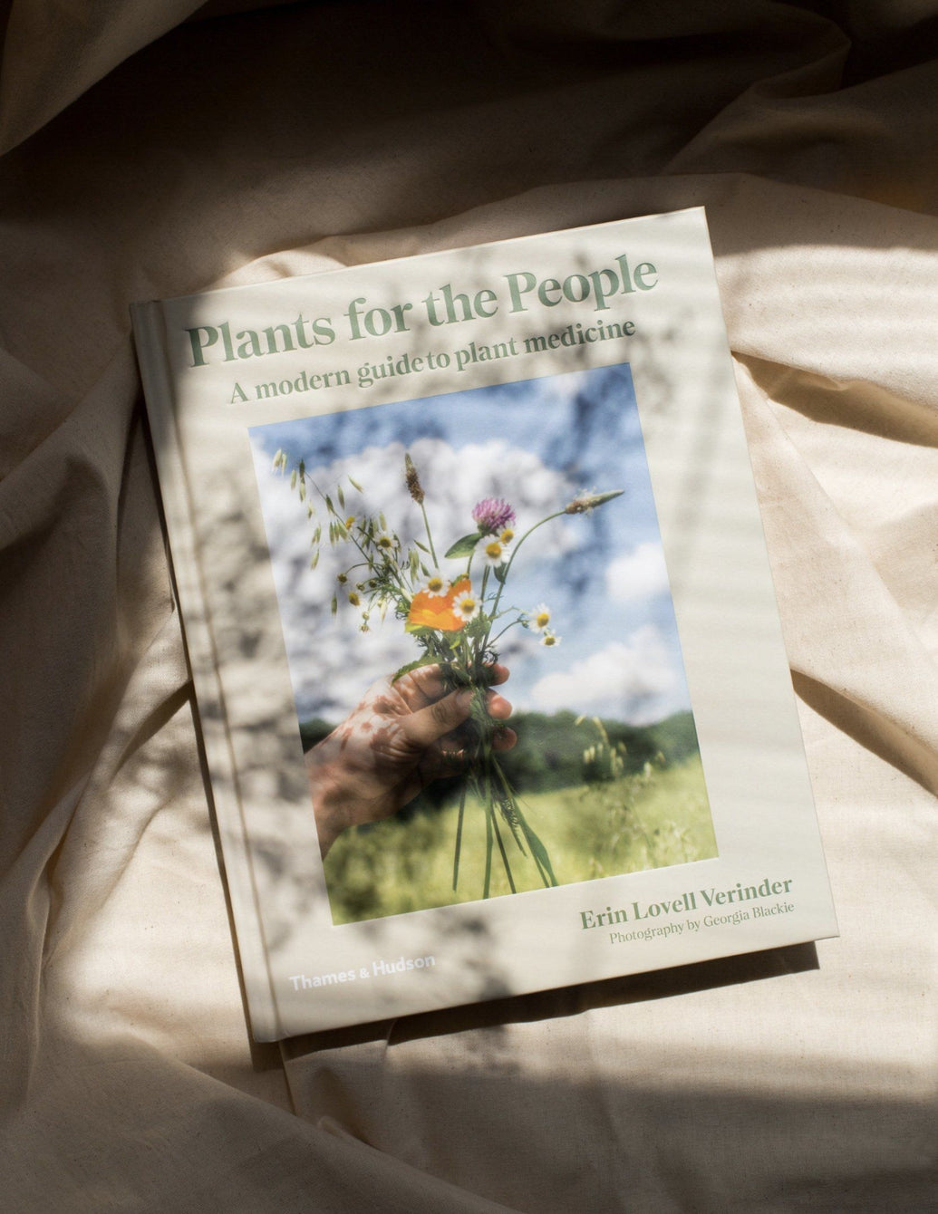 Plant Medicine is a Doorway to the Earthly Plains by Erin Lovell Verinder