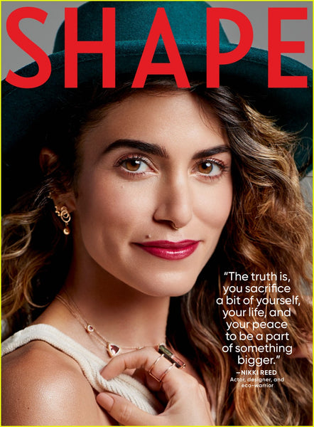 nikki reed shape magazine bayou with love