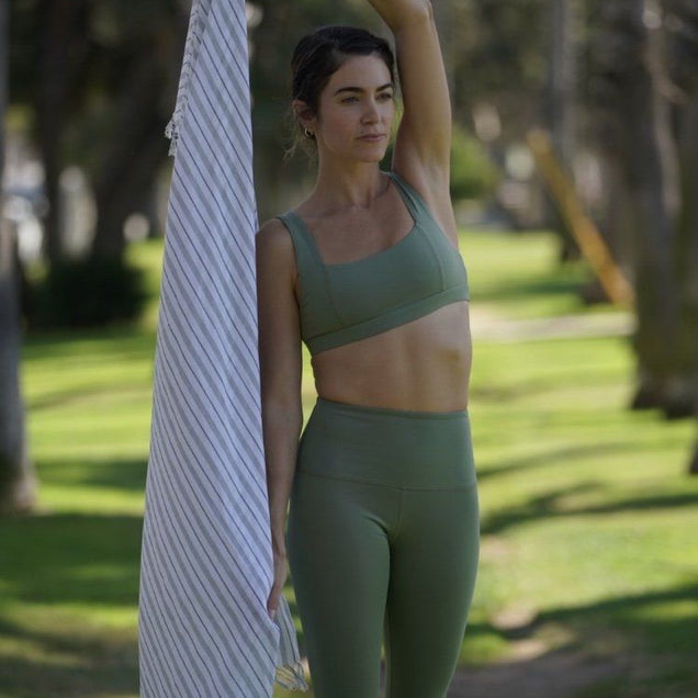 BYL Sports Legging Bayou with Love
