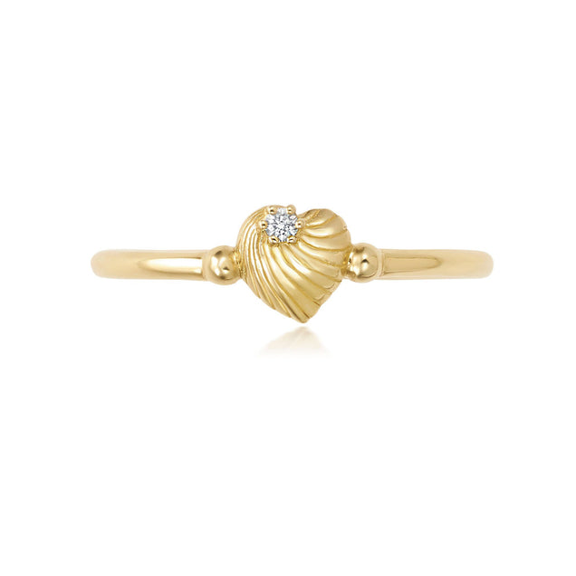 The Bayou Heart Ring Jewelry Bayou with Love