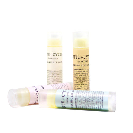 ORGANIC LIP SAVE VARIET PACK