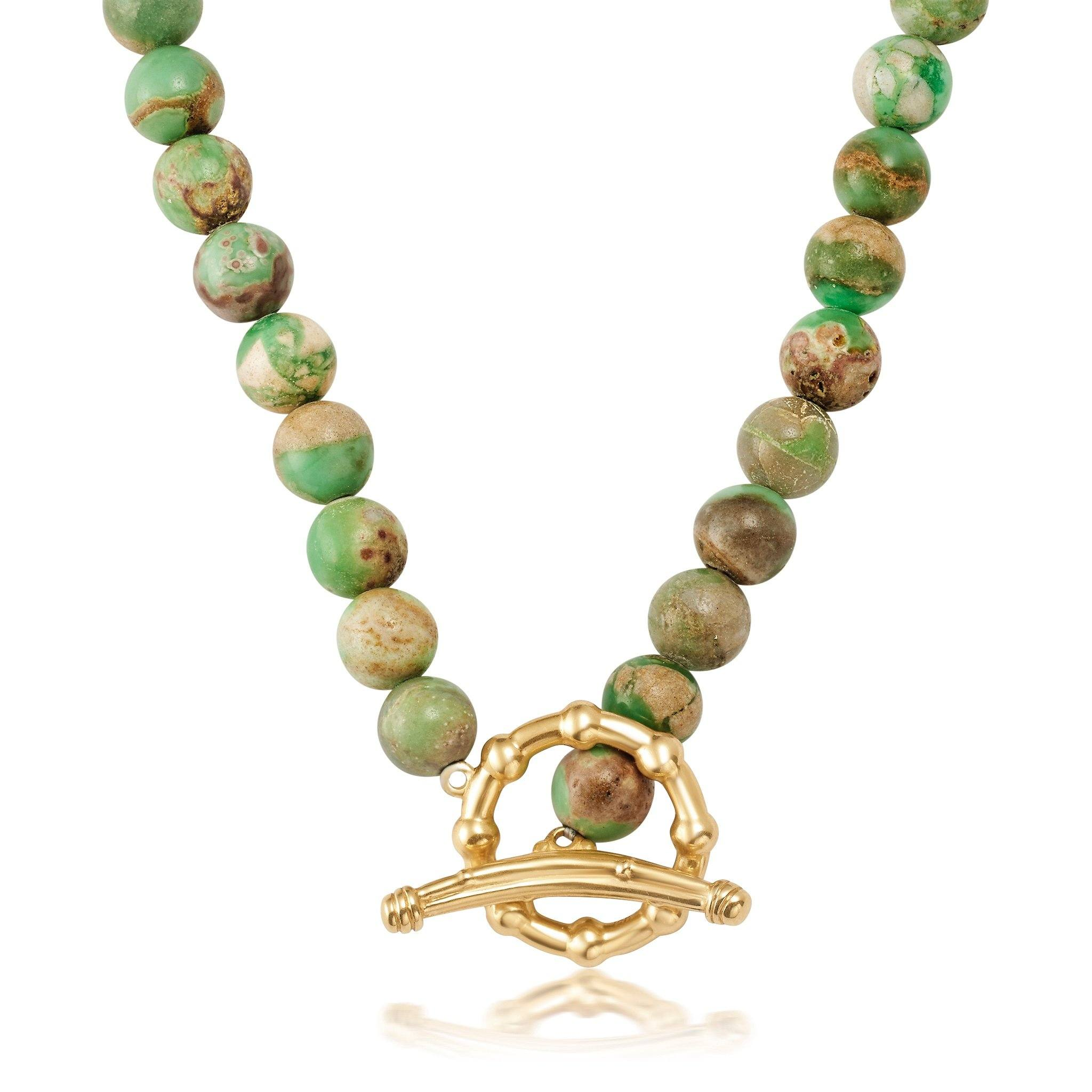 Veriscite Soleil Necklace Bayou with Love