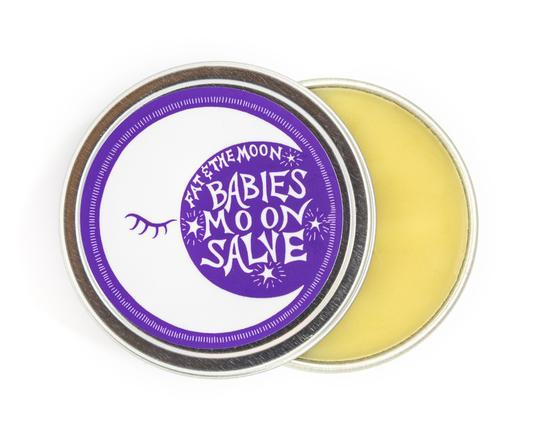 BABIES MOON SALVE Beauty Fat and the Moon