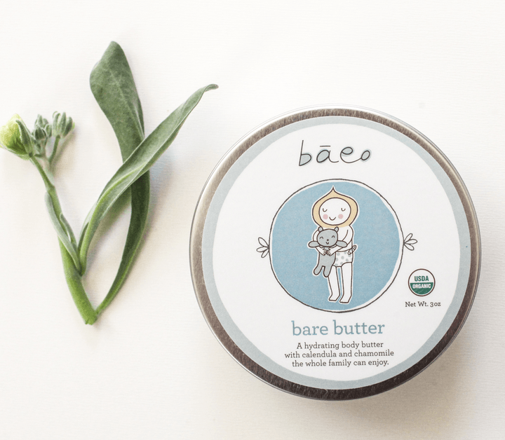 BARE BUTTER Beauty Bāeo