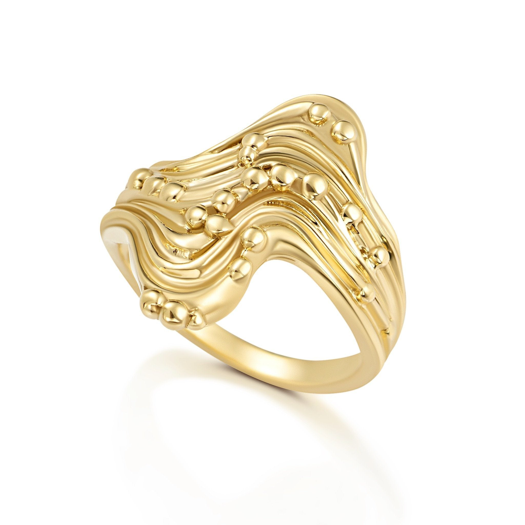 The Snake River Ring Jewelry Bayou with Love