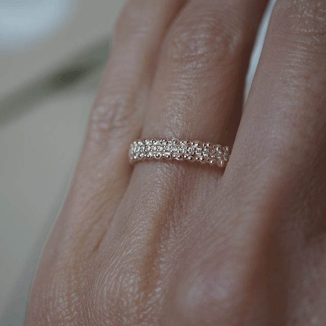 The Eliza Bridal Jewelry Bayou with Love