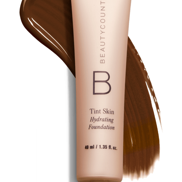 Tint Skin Hydrating Foundation | Beautycounter Bayou with Love