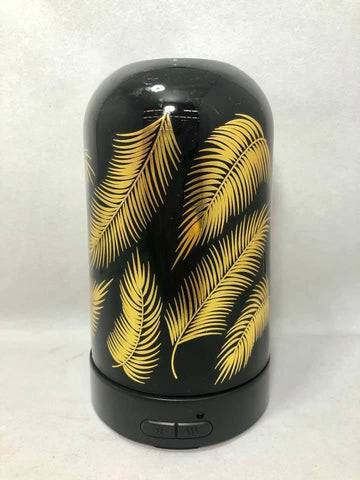 Black Gold Feather Ultra Sonic Diffuser