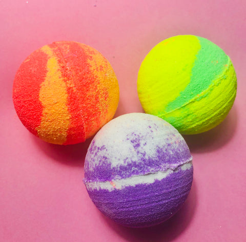 Medium  Round Bathbombs