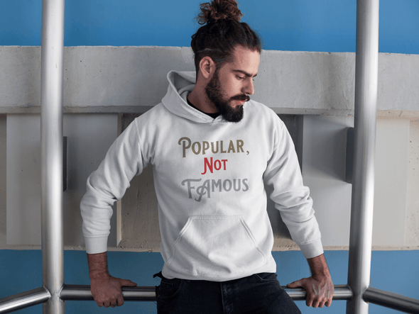 POPULAR NOT FAMOUS COLLECTION - Pop Savvee Clothing