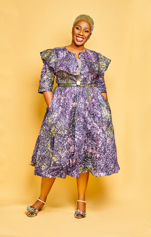 Becca Adire Flare Dress
