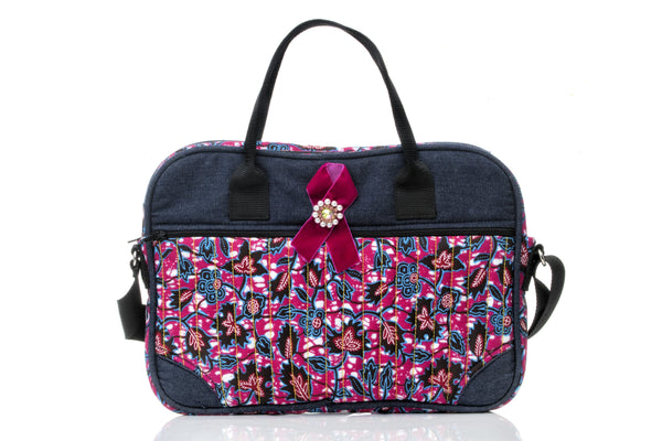 "The ""Mandu"" Laptop Bag"