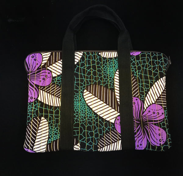 Ankara laptop sleeve
