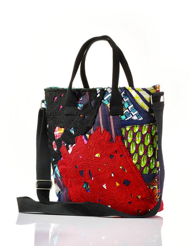 Mix-Match Tote Bag