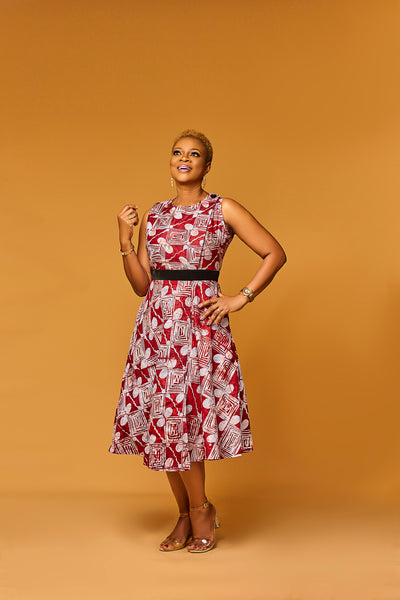 Adesuwa dress