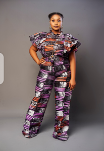 Agbeke Co-ord Set