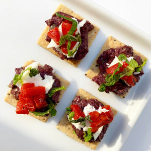 Easy Summer Tapenade