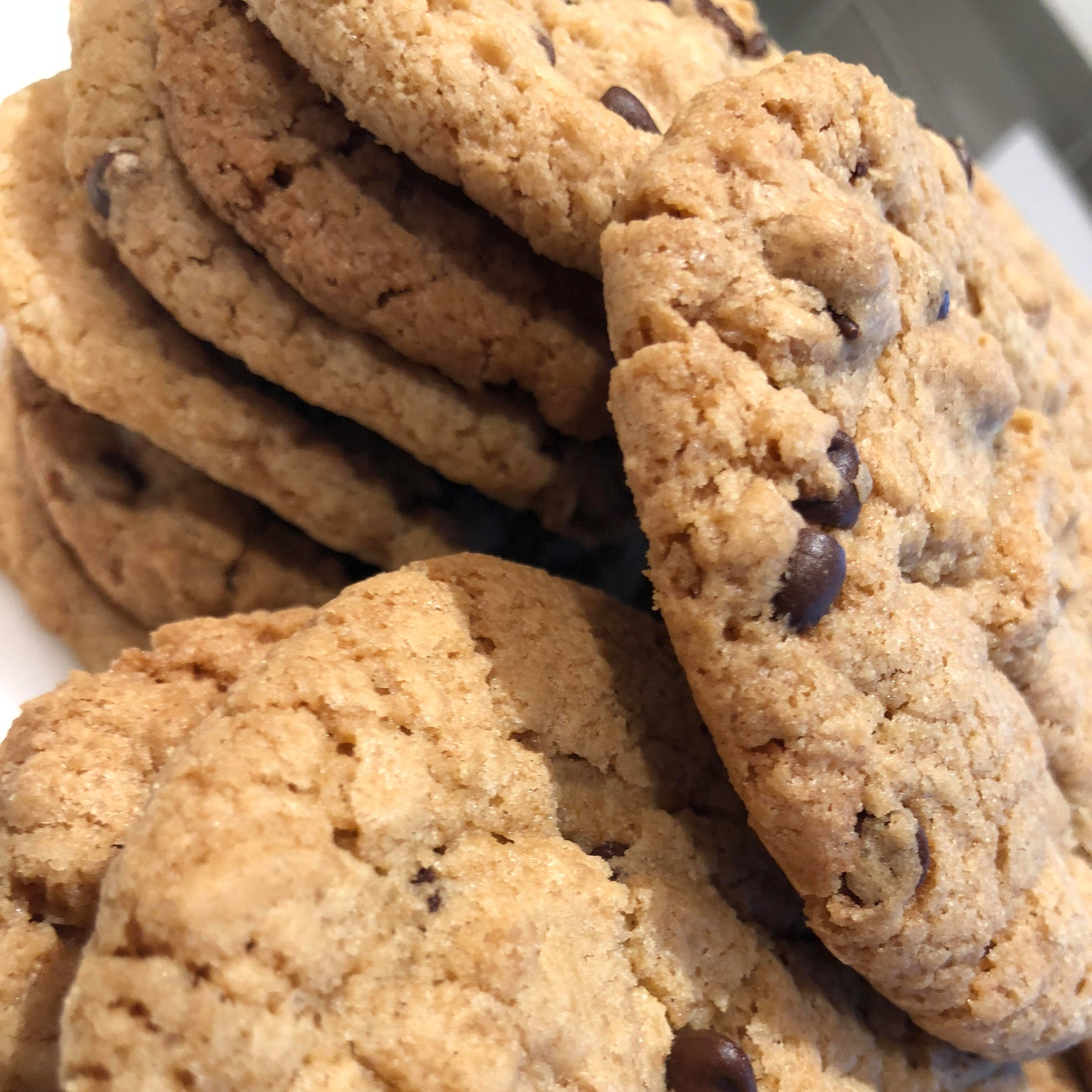Chewy Gluten Free Chocolate Chip Cookies