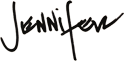 Jennifer Fisher Signature
