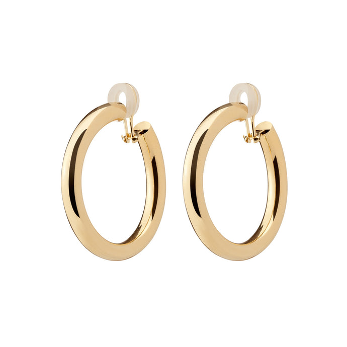 product metallic earrings braid fisher gold normal plated jennifer jewelry in lyst