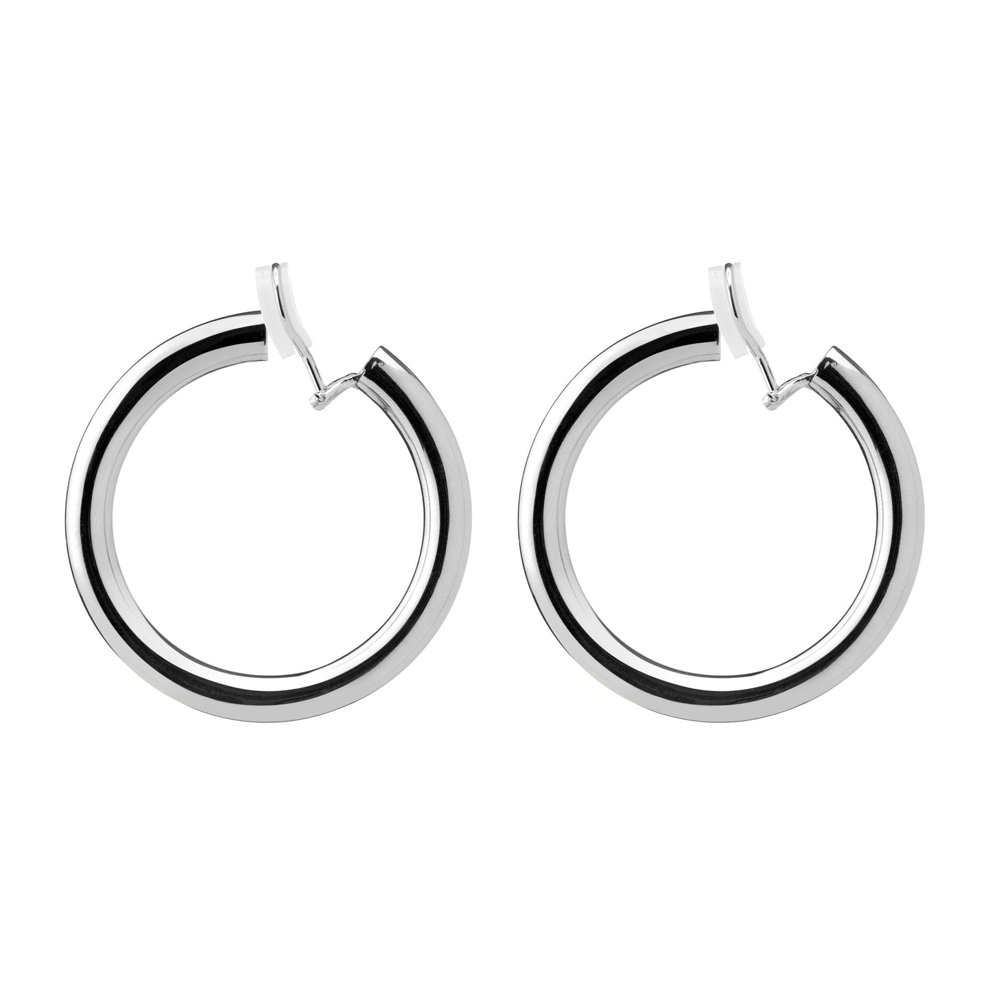 Clip On Baby Samira Hoops