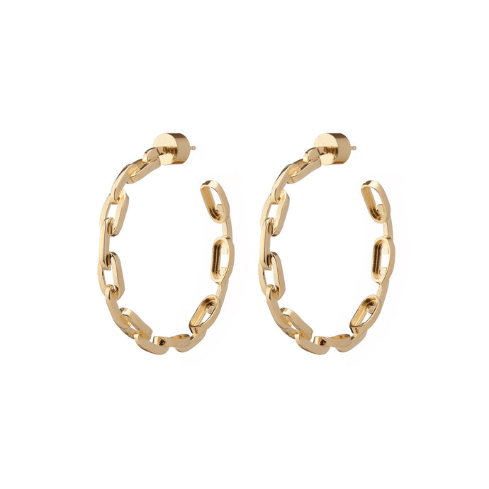 Baby Chain Link Hoops