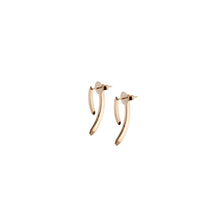 MINI CLAW PIN TUSK EARRINGS