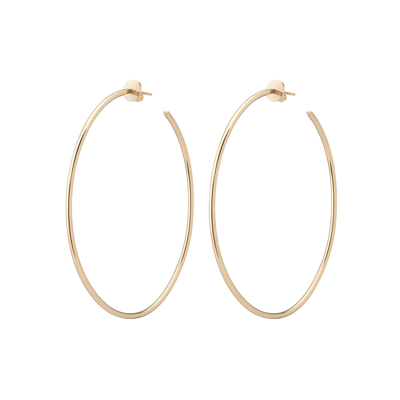 "2.5"" Fine Thread Hoops"