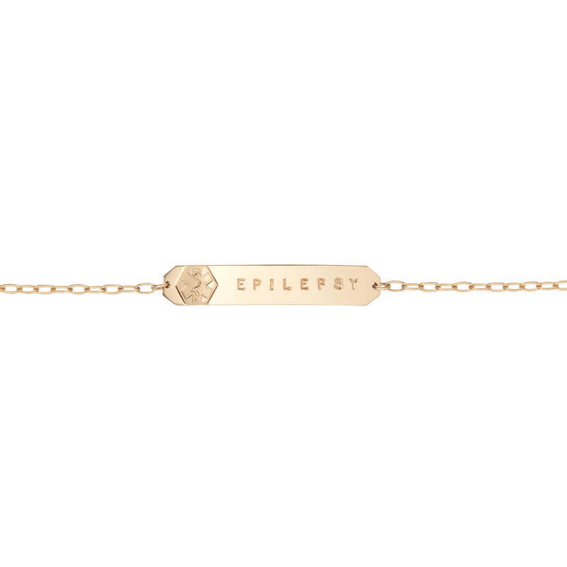 Medical ID Tag Bracelet