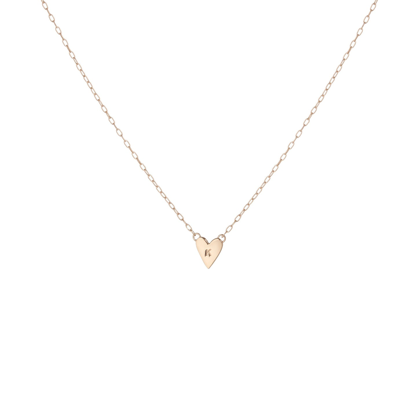 mini ph heart necklace phantasya gold