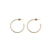 Mini Thread Hoops