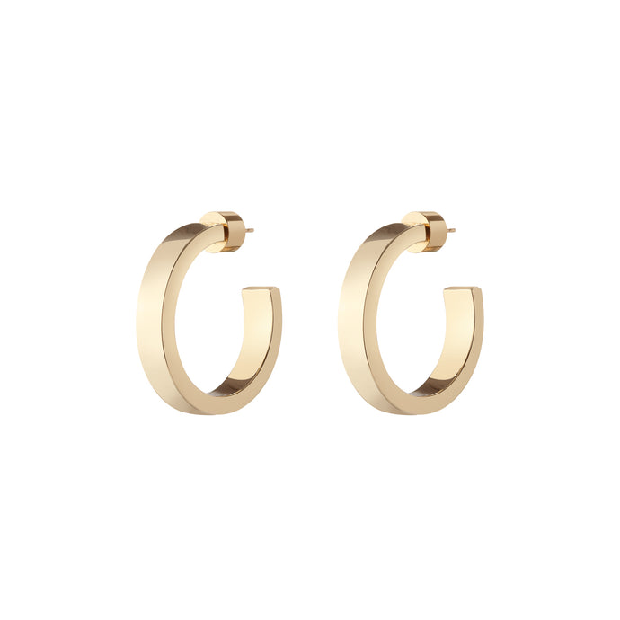 Mini Hollow Kate Hoops