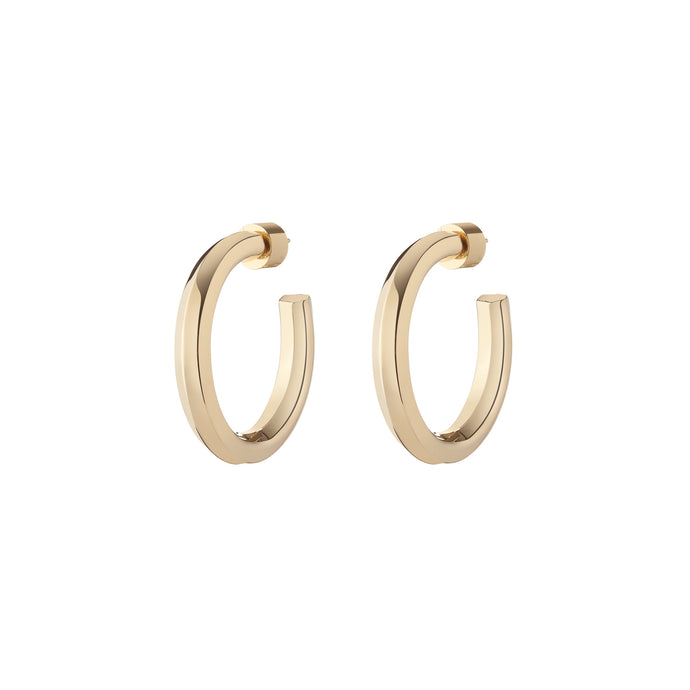 Mini Lauren Hoops