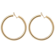 Clip On Samira Hoops